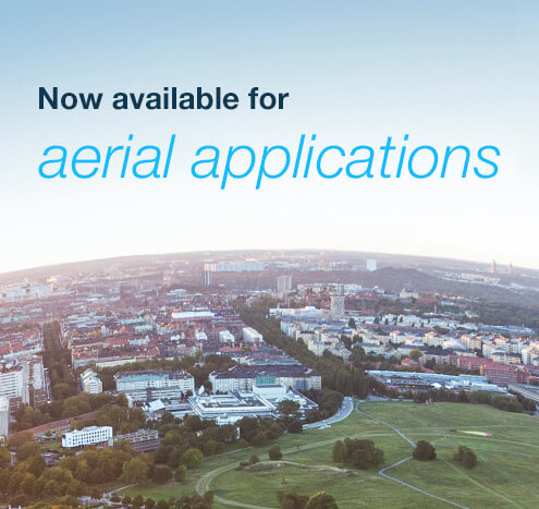 DeltaGard Now Available for Aerial Applications